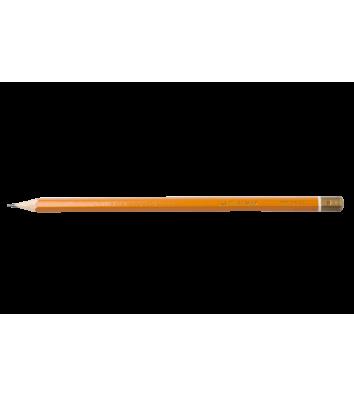 Олівець чорнографітний В Professional, Buromax