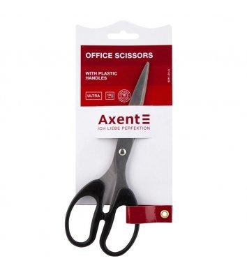 Ножиці 19см пластикові ручки Ultra, Axent