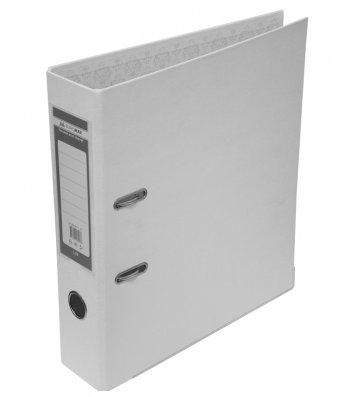 Папка-реєстратор А4 70мм одностороння біла Lux, Buromax
