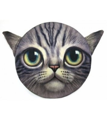 """Подушка сувенірна """"Кіт Рижик"""", Toyko"""