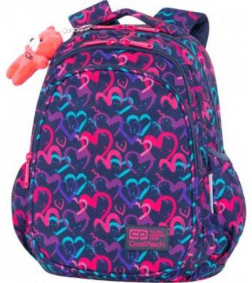 Рюкзак школьный Drawing Hearts, Coolpack