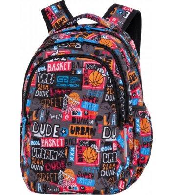 Рюкзак шкільний Basketball, Coolpack
