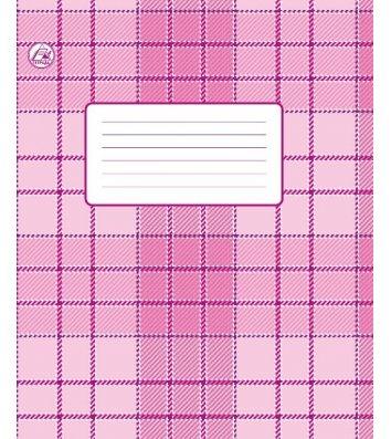 Зошит 12 аркушів лінія економ, обкладинка в асортименті