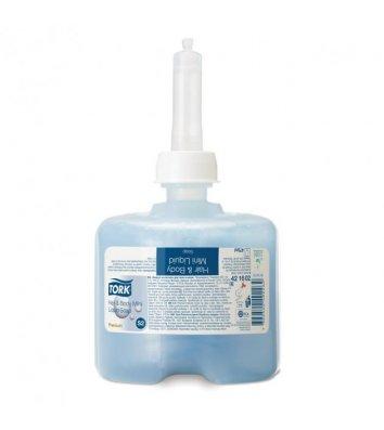 Дошка магнітно-маркерна  43*58,5см, біла з блакитною рамкою, Rexel