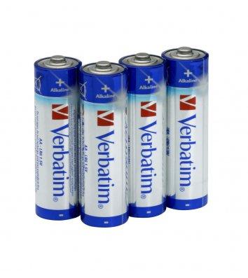 Батарейка Verbatim LR03/ААА 1шт