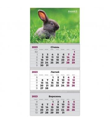 """Календарь настенный квартальный на 2020 (3 пружины) """"Весенние цветы"""""""