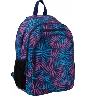 Рюкзак молодежный GoPack Education Tropical colours, Kite