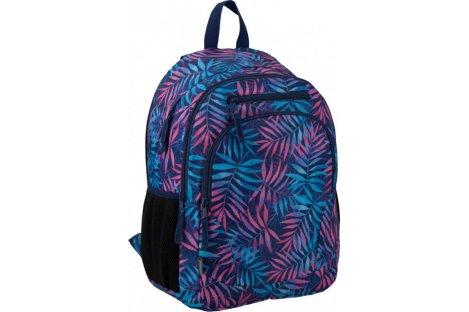 Рюкзак молодежный GoPack Education Tropical colours, Kite