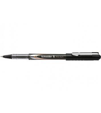 Роллер Xtra 825 цвет чернил черный 0,5мм, Schneider