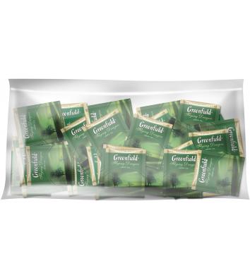"Чай зеленый Greenfield ""Flying Dragon"" в пакетиках 100шт ХоРеКа"