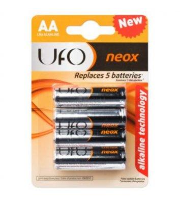 Батарейка UFO LR06/АА NEOX 1шт