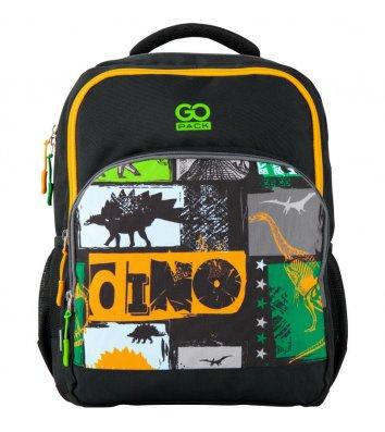 Рюкзак шкільний GoPack Education Dino, Kite