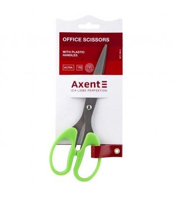 Ножницы 19см пластиковые ручки Ultra, Axent