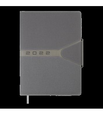 Щоденник датований A5 2020 Altrium коричневий, Buromax