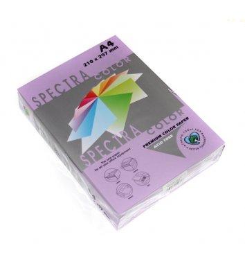 Бумага А4 75г/м2 500л цветная Spectra Color, интенсивный зеленая