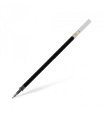 Стержень гелевый 130мм цвет чернил черный 0,7мм, Buromax