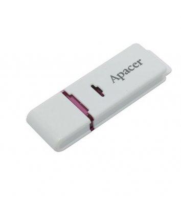 Флеш-пам'ять 16GB Apacer AH333, корпус білий