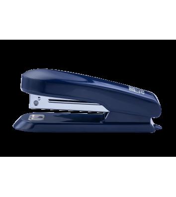 Степлер 15л скобы 10 пластиковый корпус синий, Buromax
