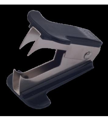 Антистеплер для скоб, колір корпусу чорний, Buromax