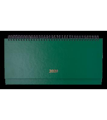 Планінг датований 2020 Strong зелений, Buromax