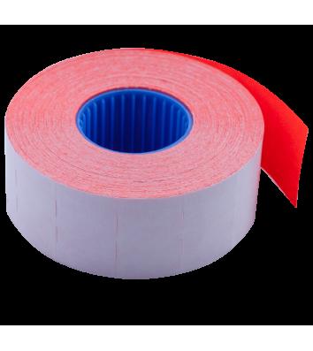 Етикетки-цінники 26*16мм 1000шт червоні, Buromax