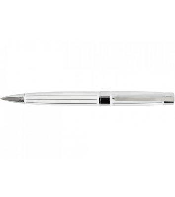 Ручка кулькова Maestro, колір корпусу білий, Cabinet