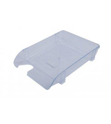 Лоток горизонтальный пластиковый, прозрачный, Arnika
