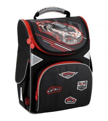 Рюкзак каркасний шкільний Super Race Gopack, Kite