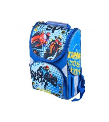 """Рюкзак каркасний шкільний """"Moto Sport"""", Josef Otten"""