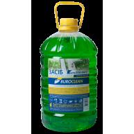 Засіб для миття скла Buroclean запасний 5л зелене яблуко