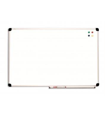 Доска магнитно-маркерная 100*150см, алюминиевая рамка, ABC Office