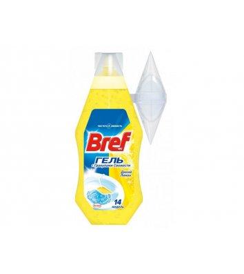 Засіб для туалету Bref гель 360мл, лимон