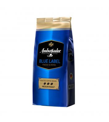 Кава в зернах Ambassador Blue Label 1кг