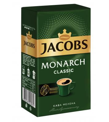 Кава мелена Jacobs Monarch Classic 230г
