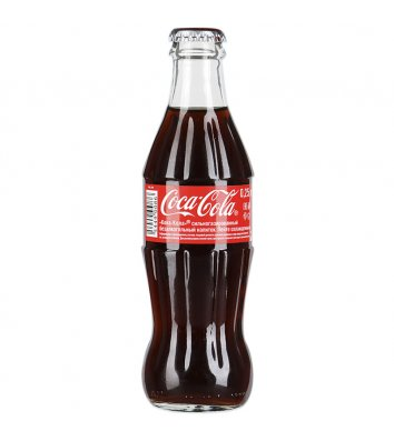 Напиток Coca-Cola 0,25 стекло