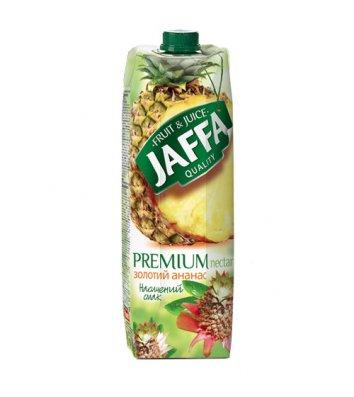 Нектар Jaffa 1л ананасовый