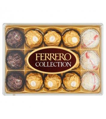 Цукерки Ferrero Collection 172г, Ferrero
