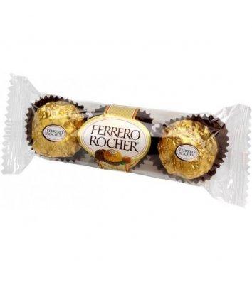 Цукерки Ferrero Rocher 37,5г, Ferrero