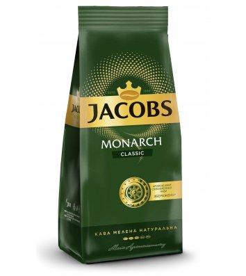 Кофе молотый Jacobs Monarch Classic 450г