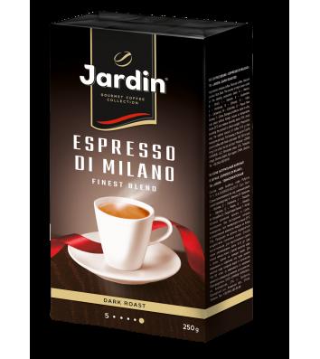 Кава мелена Jardin Espresso di Milano 250г