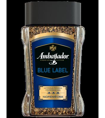 Кава розчинна Ambassador Blue Label 95г