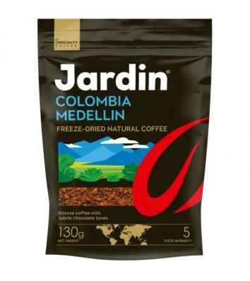 Кава розчинна Jardin Colombia Medellin 130г, економ пакет