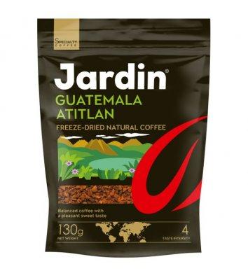 Кава розчинна Jardin Guatemala Atitlan 130г, економ пакет