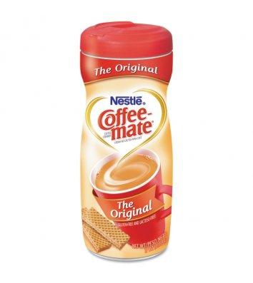 Сливки сухие Coffe-mate 400г в банке, Nestle