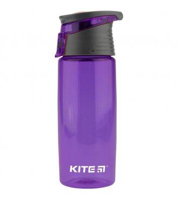 Бутылочка для воды 550 мл фиолетовая, Kite