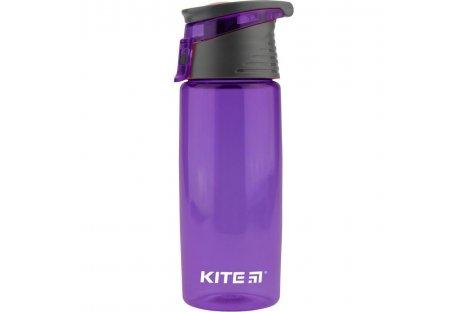 Пляшечка для води 550 мл фіолетова, Kite