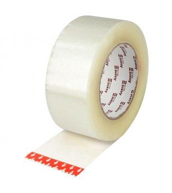 Скотч 48мм*200ярд упаковочный прозрачный, Axent