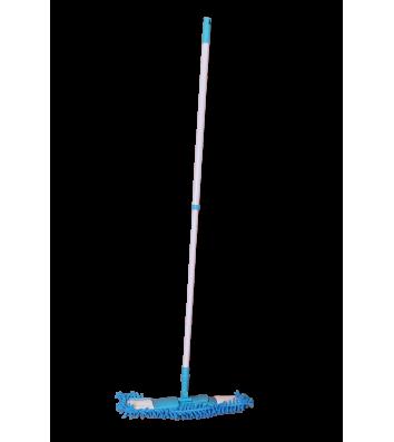 Швабра плоска телескопічна, Buroclean