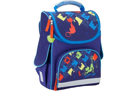 Рюкзак каркасный школьный Catsline Gopack, Kite