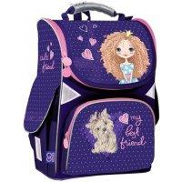 Рюкзак каркасний шкільний Cute Friend Gopack, Kite